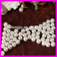 2015 Wholesale DIY cheap fake pearl beads loose pearl pearl beads