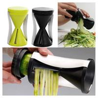 suppling WAL-MART Vegetable Fruit Spiral Shred Process Device Cutter Slicer Peeler Kitchen Tool