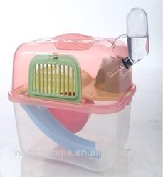 hamester cage ,pink pet carrier ,rat cage