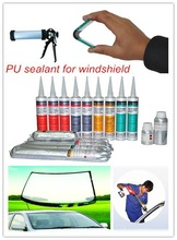 no sag polyurethane sealant for vehicle glass repair PU8630