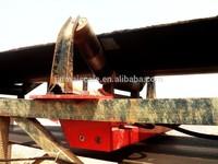 Easy installation, easy maintenance, industrial conveyor belt scale