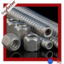SupAnchor Domed and Hex Inside Threaded Rod Nut Made in China