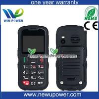 hot sale paypal cheap China made sos 2G/3G Alibaba Waterproof Elderly Mobile Phones