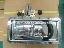 Truck door locking gear system 16mm