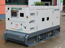 Ethiopia 200kva super silent diesel generator with Perkins Engine