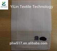 All white handkerchief Africa Satin handkerchief