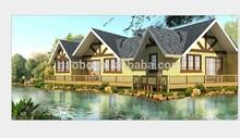 Prefabricated Beautiful Villa House, Cheap Prefabricated Homes, Prefabricated Modern Houses And Villa