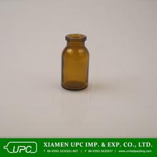 30ml medicine bottle caps injection/pharmaceutical amber glass bottle