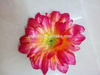 Cheap wholesale artificial flowers/high end silk flowers/hair accessoriesYZT1-1673