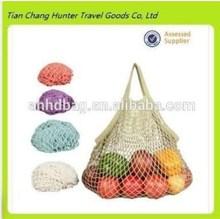 durable 5kg nylon mesh stock fruit shopping bag