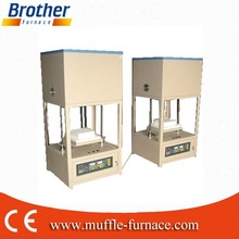 Large and main muffle furnace manufacturer Lifting Muffle Furnace for Lab sintering or industrial processing