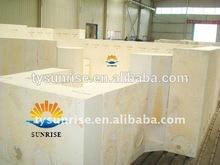Fiber Glass Furnace Used Refractory Stirrer Bar Brick