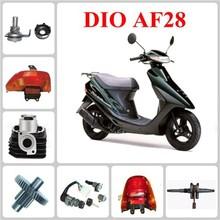 Starting motor/oil pump/crankcase/piston for DIO AF28