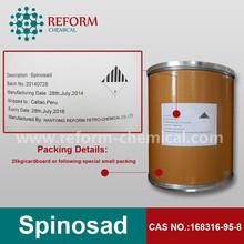 pesticides chlorpyrifos+spinosad 50%+2.5% EC