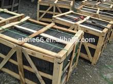 Chinese popular stacked stone black slate Wholesaler Price
