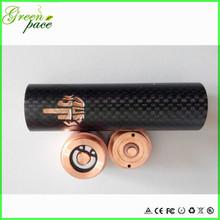 2015 high-end, fashion model fuhattan v2 mod copper carbon on sale black red fiber