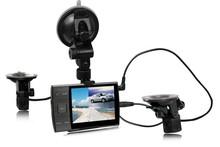 Two seperate reversing rearview camera
