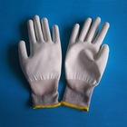 Good Protective PU Coated Nylon Gloves from China