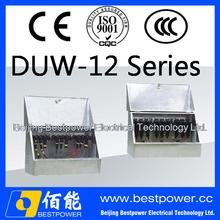 DUW-12 series American-type portable 3 phase power distribution box