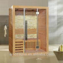 traditional home saunas
