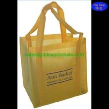 China guangzhou Manufacture cheap good quality reusable non woven bag