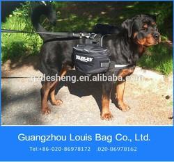 Dog backpack,backpack for dog, waterproof fabric