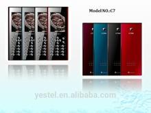 """Corn mobile cheap bar phone C7 2.2"""" screen,Spreadtrum OS,Dual sim card-dual ,facebook,whatsAPP"""