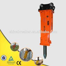 Hydraulic Rock hammer HITACHI ZX 210 excavator box silenced type SP1350