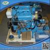 HF-380H three cylinder 27hp marine engine with gearbox