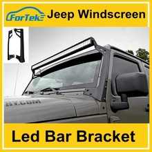 50 inch led light bar mounting brackets for Jeep JK.Ford F150