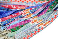 L176 wholesale pet dog leads, full color printing dog leash,custom print logo dog leash