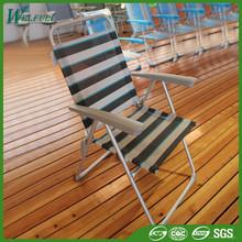 çin ucuz mal katlanır metal demir bahçe sandalyesi döküm