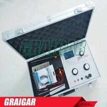 Metal detector sotterraneo epx7500, profondo metal detector lungo raggio epx-7500 profondità, 50m