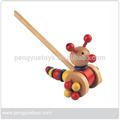 de madera de madera de juguete del bloque del motor de fuego para la venta