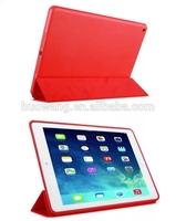 Flip Leather Tpu back cover Wake /Sleep Smart for ipad mini 3 case