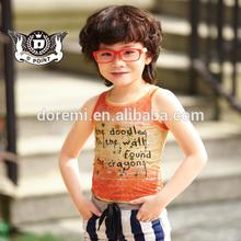 Dongguan Haoying Factory OEM kids boys wear surplus brand clothing