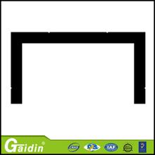 best selling for cabinet glass door window furniture hardware die casting aluminum profile