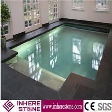Swimming pool stone design royal vicenza granite