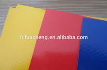 Colored PVC vinyl tarpaulin tarps tent boat curtain cover