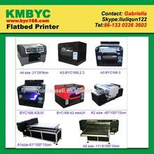 automatic digital tin can printer machine digital printing tin / aluminum /iron material