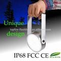 novo design ip68 120 dias de tempo de espera menos 40 graus de trabalho de iluminação led