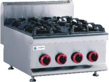 Counter top gas range,gas range with 4 burner ZQW-4S