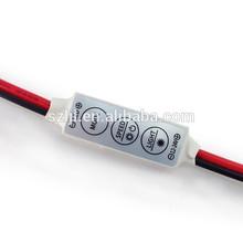 12/24V Single Color Mini LED Controller Manual
