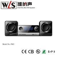 WLS Hi Fi New Product PM3 with cheap portable dvd player