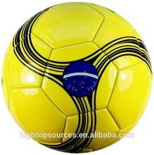 soccer ball , custom leather soccer ball football