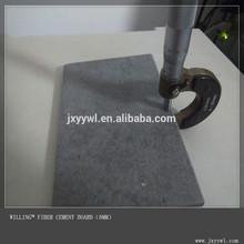 8mmคณะกรรมการไฟเบอร์ซีเมนต์สำหรับเพดาน