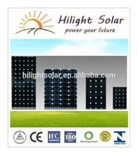 High Quality 10w Solar Panel Photovoltaic Monocrystalline Silicon with Tuv iec ce cec iso inmetro