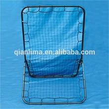 Baseball Net Rebounder Net & Frame Baseball Pitching Training Net