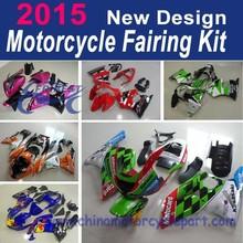 For Kawasaki Zx6r Motorcycle Fairing Kit