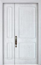 2015 Fire Retardant fancy wooden door polish design